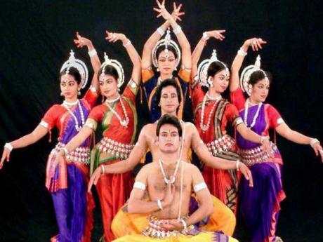 Sivarchana Classical Dance