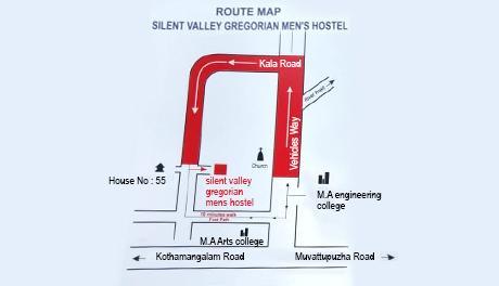 Silent Valley Gregorian Men's Hostel