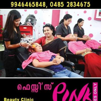 Fessy Pink Touch Beauty Parlour