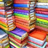 Fabrics at TANTUVI in Alappuzha