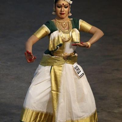 Kerala Natanam Costumes at Surabhi Dance & Drama Collection in Kayamkulam