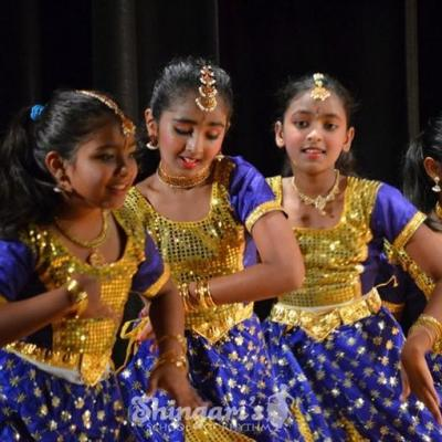 Cinematic Dance Costumes at Jaya Bharath Dance Collection in Thodupuzha
