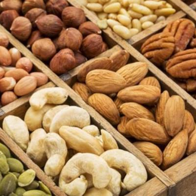 Nuts at nuts 'n' Spices in Kothamangalam