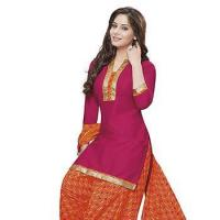 Salwar suits at Tharang Boutique in Kolenchery