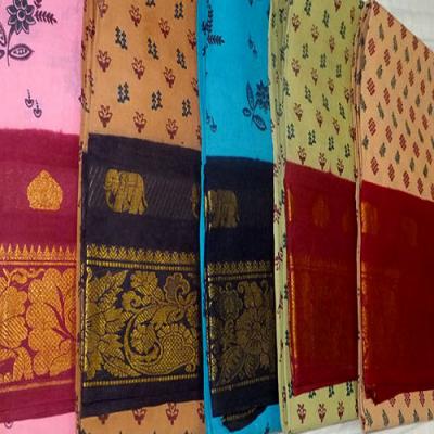 Churidar Materials at La Rosa Trendy Collections in Perumbavoor