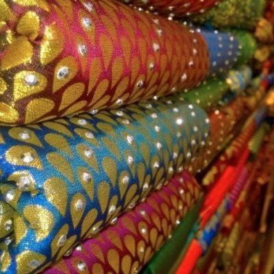 Designer Materials at La Rosa Trendy Collections in Perumbavoor