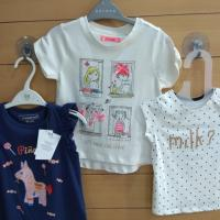 T-shirts Girls at Mulbery Kids Clothing in Kothamangalam