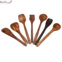 Wooden Spoon Set at Rustik Craft in Jaipur