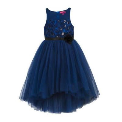 Navy Blue Dresses For Girls at Toy Balloon Fashion Private Limited in New Delhi