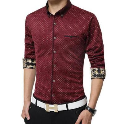 Men's Printed Casual Shirt at Shri Anand Co in Ludhiana
