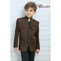 Boys Brown Blazer at Enjoy Creation in Mumbai