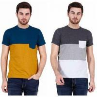 Mens Round Neck T Shirt at Stillvoll men, women, kids Garments and Apparels in Chennai