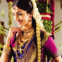 Wedding Saree at Fatiz Bridal Boutique in Thrissur