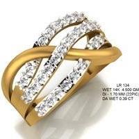 Diamond Ring at Glimmer's Impex in New Delhi