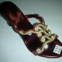 Bridal Footwear at Adeshwar Exports in Mumbai