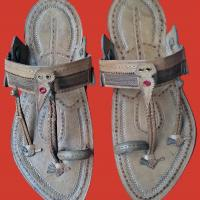 Ladies Kolhapuri Chappal at Shri Ganpati International in Ludhiana