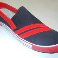 Canvas  Rubber Shoes at Bajaj Packer in Saharanpur