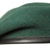 Army Beret Cap at Rishi Exports in Ludhiana