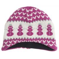 Kids Woolen Printed Cap at Gee Ess Knitwears in Ludhiana