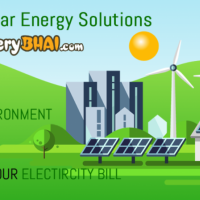 Solar Products at BatteryBhai Online Pvt Ltd in Noida