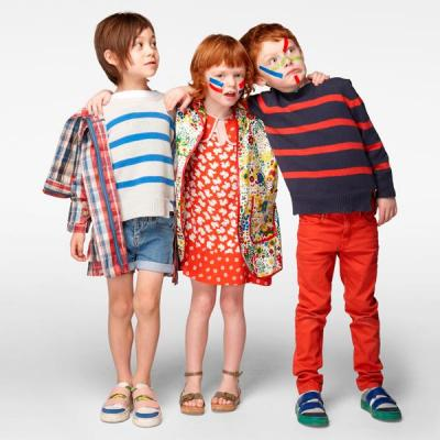 Kids Wear at Billa Fashion Centre in Goraya
