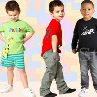Kids Wear at SINGHARA BEAUTY LOUNGE in Changanassery
