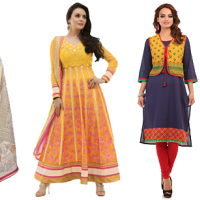 Ladies wear at SINGHARA BEAUTY LOUNGE in Changanassery