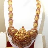 Necklace Rentals at New Ideas Fashions Jewellery in Chennai