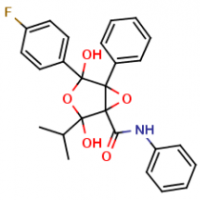 Atorvastatin Epoxy Tetrahydrofuran Analog at VEEPRHO PHARMACEUTICALS s.r.o in Pune