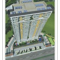 Book 1bhk, 2bhk flats in Shanti Luxuria at Shilphata at Heer Properties in Mumbai