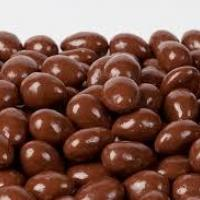 Chocolate Almonds at Mamra Almonds in Chennai