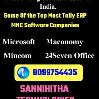 Tally Course in Hyderabad at Sannihitha Technologies in Hyderabad