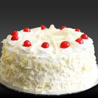 WHITE FOREST CAKE at Afters Cakes in Ernakulam