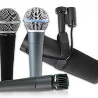 Dynamic Microphones at Dev Electronics in Mumbai