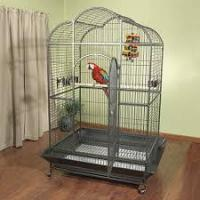 Bird Cage at Archana Petworld and Aquarium in Coimbatore