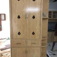pvc modular kitchen pvc wardrobe pvc tv showcase at pvc interior in kirshnagiri square feet 240 in kirshnagiri