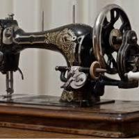 singer machine at Bharath Sewing Machines in Coimbatore
