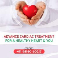 Heart specialists - doctors- cardiologists - moga - caremax hospital at caremax in Jalandhar - I