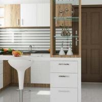 Modular kitchen Kottayam - ID3 Interiors at ID3 INTERIORS -  Best Interior Designers in Kottayam in Kottayam