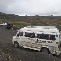 12 seater tempo traveller in chandigarh at Dev Travels - Taxi Service, Car rental, Car hire, Cab Service, Tempo Traveller Chandigarh in Chandigarh