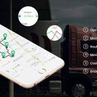 Logistics tracking management software at Deliforce pvt LTD in Bangalore