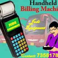 BILLING MACHINE FOR TICKETS  PRINTING at Das Selvan in Chennai