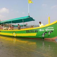 Grand Island Boat Tour at Goa Water Sports Activities and Tour Packages in Sonar vaddo, Verla-Canca, Parra