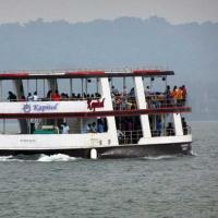 Sunset River Cruise in goa at Goa Water Sports Activities and Tour Packages in Sonar vaddo, Verla-Canca, Parra