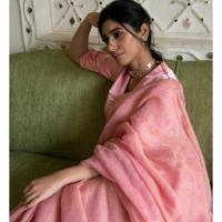 Sarees at Nomad in New Delhi