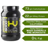 High Voltage Mass Gainer Supplement Mass 5000 at Empire Nutrition in Coimbatore