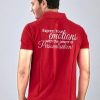Personalized sublimation t-shirts at Presto Sublimation India in Kolkata