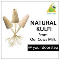 Organic Kulfi -Astra Dairy at Astra Dairy in Bangalore