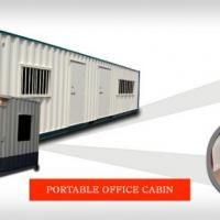 Portable Office Cabin at A S Engineering Portable Cabin in Thane