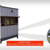 Portable Security & Toll Booth at A S Engineering Portable Cabin in Thane